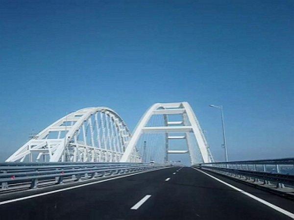 """""""Тут и сказке конец"""": названа новая опасность Крымского моста"""