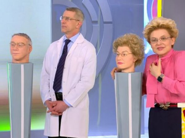 """""""Что они там курят?"""": ведущие """"Жить здорово!"""" шокировали Сеть, принеся в студию свои головы (ВИДЕО)"""