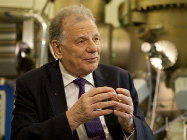 Умер лауреат Нобелевской премии Жорес Алферов. СМИ стала известна причина смерти
