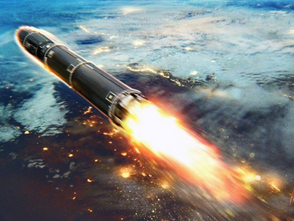 """Американские СМИ посчитали время подлета ракеты """"Авангард"""" к США"""