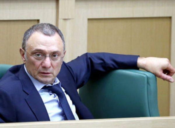 Франция обвиняет сенатора Керимова в уходе от налогов