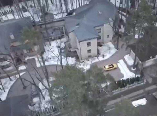 СМИ сняли на видео поместье Абызова на Рублёвке за 500 млн