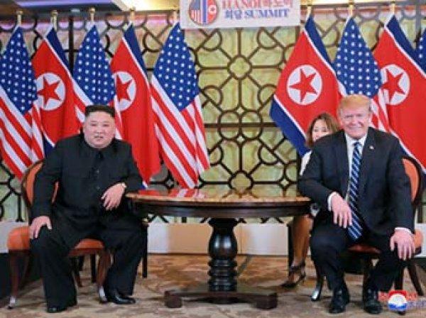 СМИ: Трамп прервал переговоры с Ким Чен Ыном из-за секретного ядерного завода