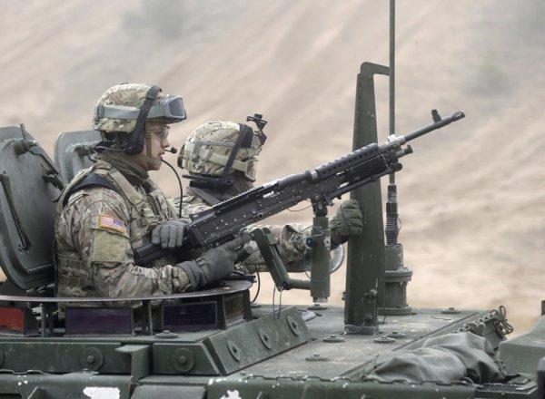 ИноСМИ смоделировали начало войны между Россией и НАТО