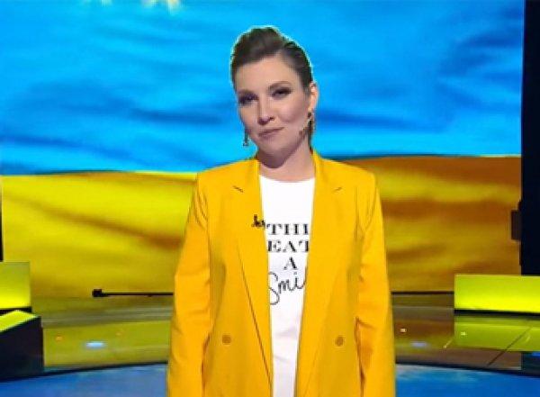 «Кто, если не я?»: телеведущая «Россия 1» Скабеева заявила о готовности стать президентом Украины (ВИДЕО)