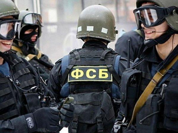 Спецназ ФСБ взял штурмом отдел МВД под Воронежем