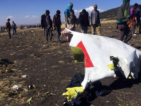 Названа предварительная версия крушения Boeing в Эфиопии, где погибли трое россиян