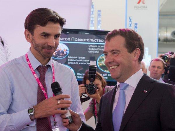Медведев впервые прокомментировал арест экс-министра Абызова