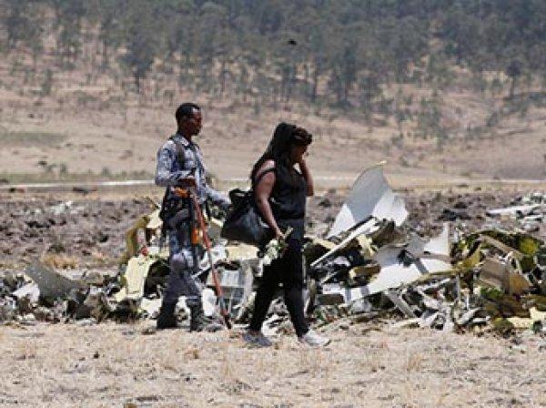 """Стали известны детали разговора с пилотом упавшего в Эфиопии """"Боинга"""" перед крушением"""