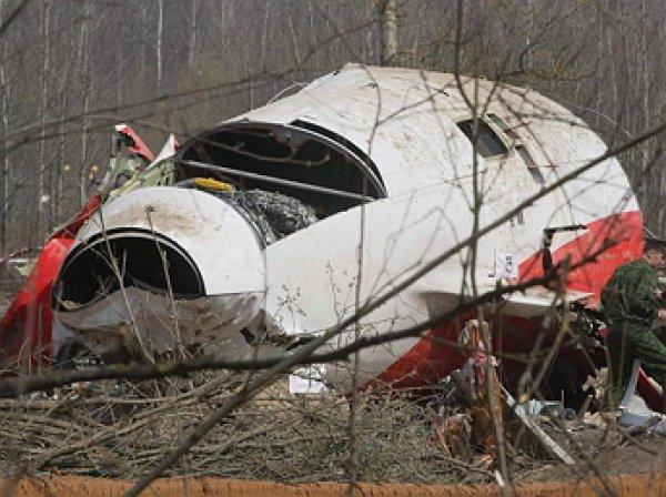 Это бомба: названа причина крушения самолета с президентом Польши Качиньским на борту