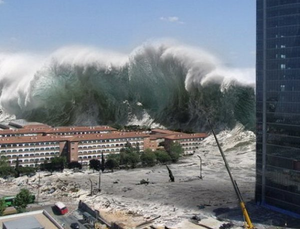 Нибиру ударила по Таиланду: планету-убийцу засняли на фото за несколько часов до страшного цунами