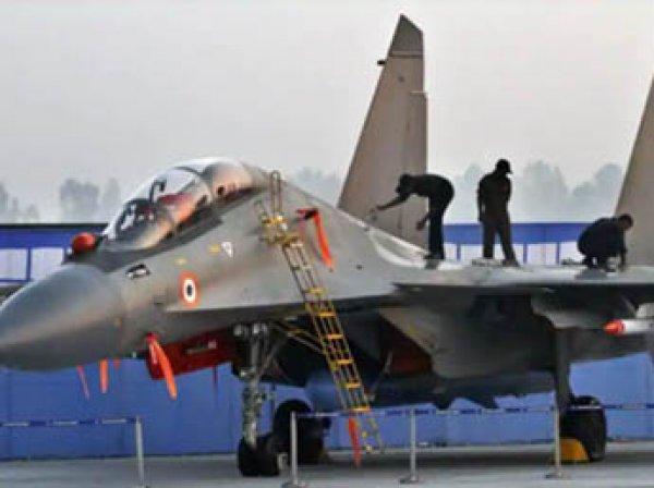 Индия раскрыла подробности воздушного боя Су-30 с пакистанскими F-16