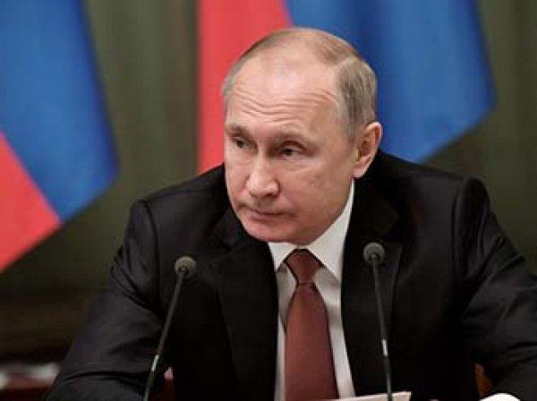 Путин подписал указ о приостановке Россией договора о РСМД