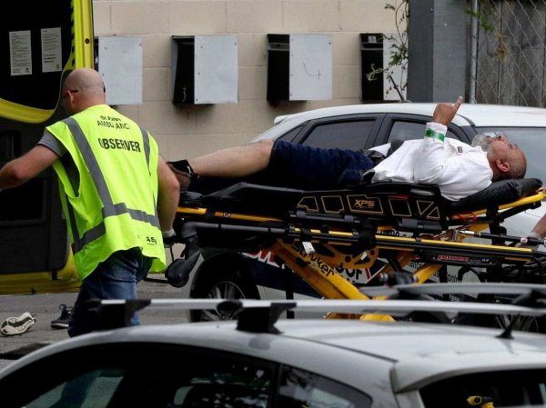 Бойня в двух мечетях Новой Зеландии: 27 погибших