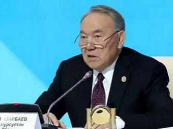 Названа причина неожиданной отставки Назарбаева