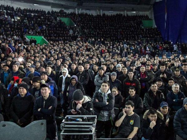 В Якутии после случая с изнасилованием начались массовые задержания и погромы