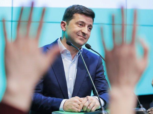 Вассерман и Жириновский рассказали, чем закончится президентский срок Зеленского