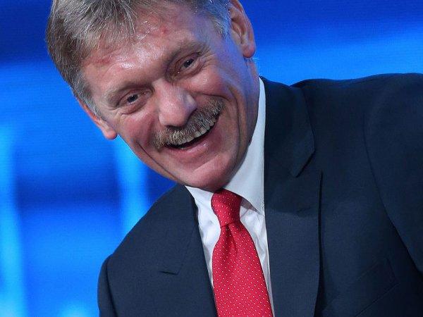 Песков ответил Зеленскому на заявление про Путина и Крым