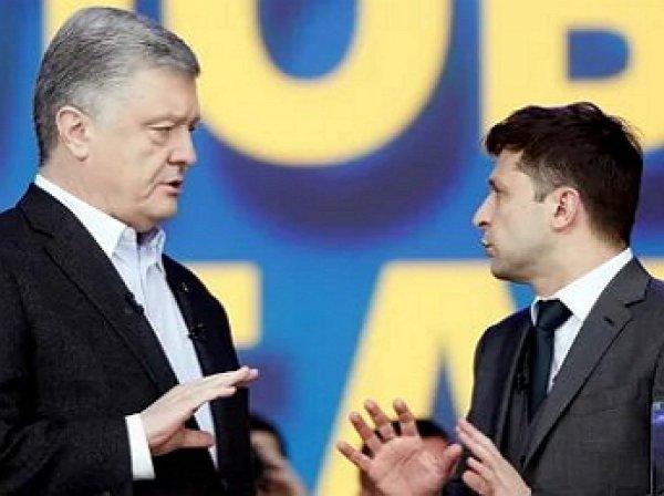Как прошли дебаты Порошенко - Зеленский: нарушение протокола и русский язык в речи (ВИДЕО)