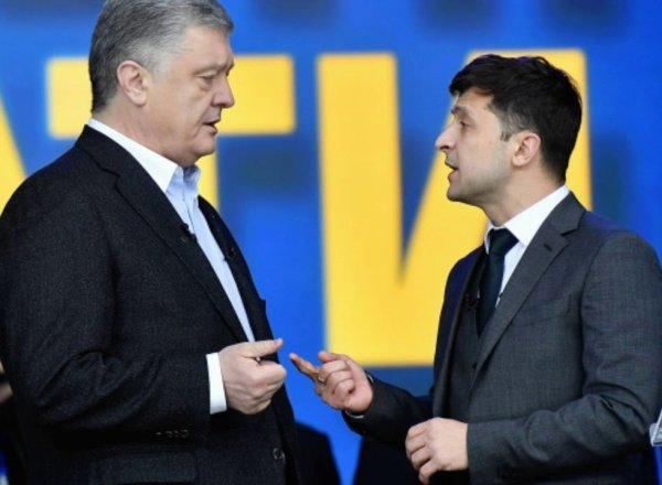 Выборы на Украине 2019, второй тур: первые сенсационные результаты голосования появились в Сети