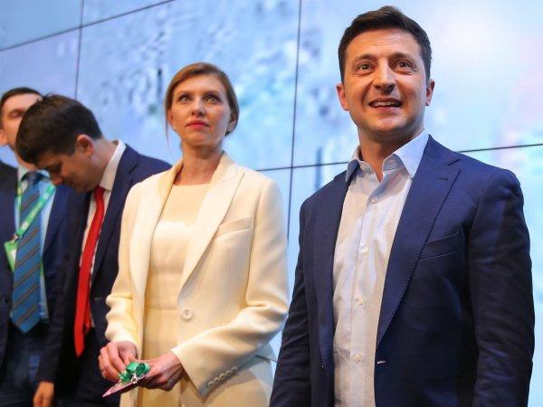 СМИ выяснили подробности биографии жены Зеленского