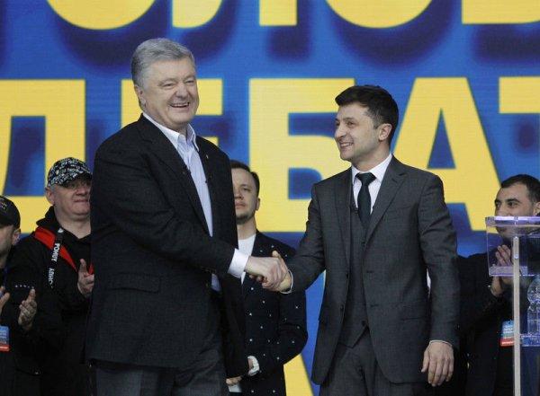 """""""Советую сто раз подумать"""": Кадыров гневно осадил Порошенко после дебатов с Зеленским"""