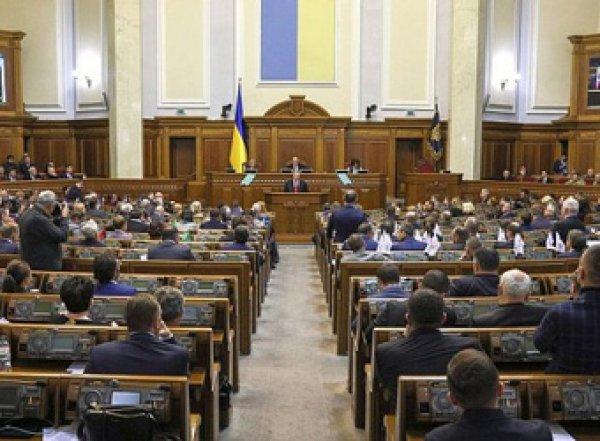 Рада приняла закон об исключительности украинского языка: за его незнание будут штрафоватьдо