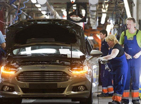 Ford устроил распродажу авто перед уходом из России