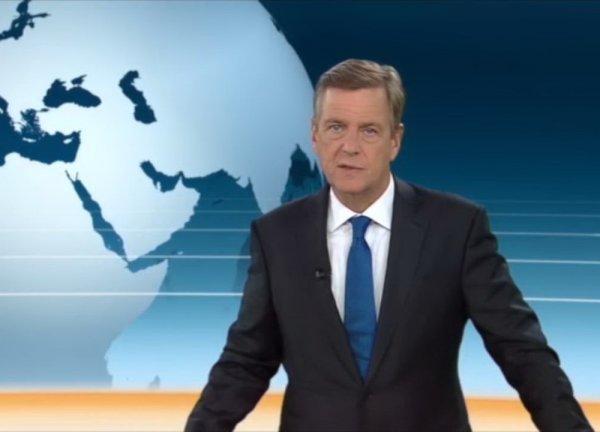"""На немецком ТВ объявили о """"вторжении"""" России в Эстонию"""