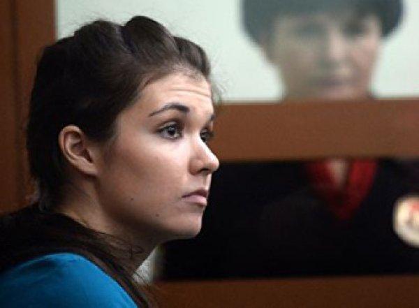 Студентку Караулову выпустили на свободу досрочно