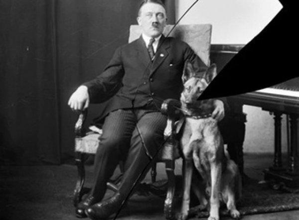 В США найдены неизвестные фотографии Гитлера