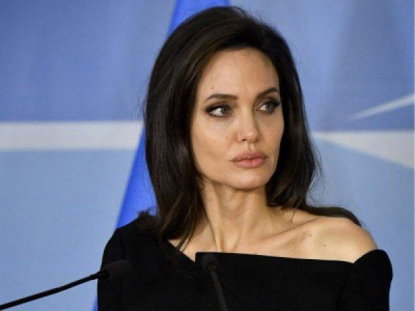 Изможденная болезнью Джоли составила издевательское завещание, взбесив Питта