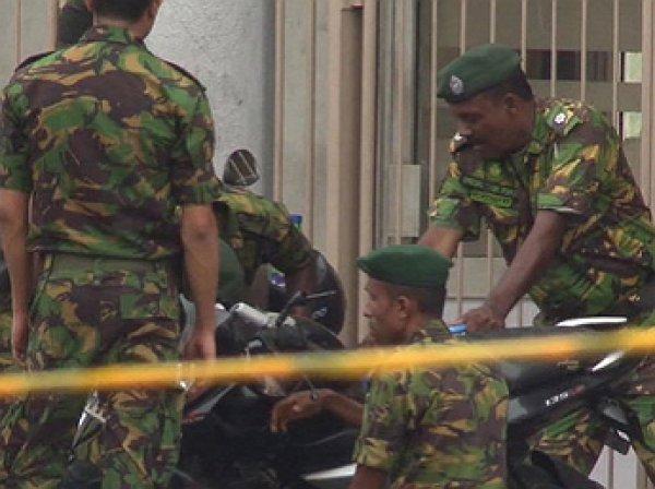 Теракт в Шри-Ланке: в городе Калмунай прогремели новые три взрыва