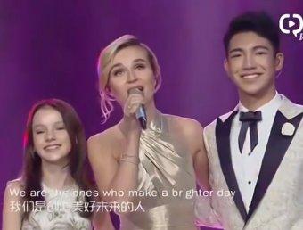 Полина Гагарина не смогла победить в китайском Голосе: видео финального выступления появилось в Сети