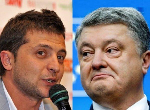 Дебаты Порошенко – Зеленский: онлайн трансляция 19 апреля, где смотреть ВИДЕО
