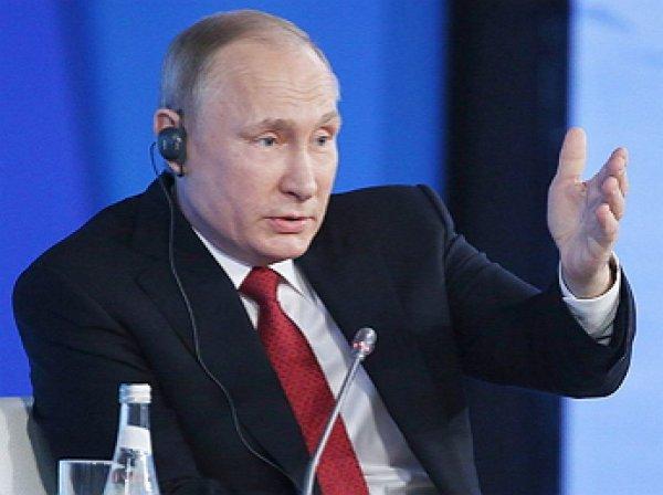 «Яжетерпел»: Путин осадил журналиста изСША