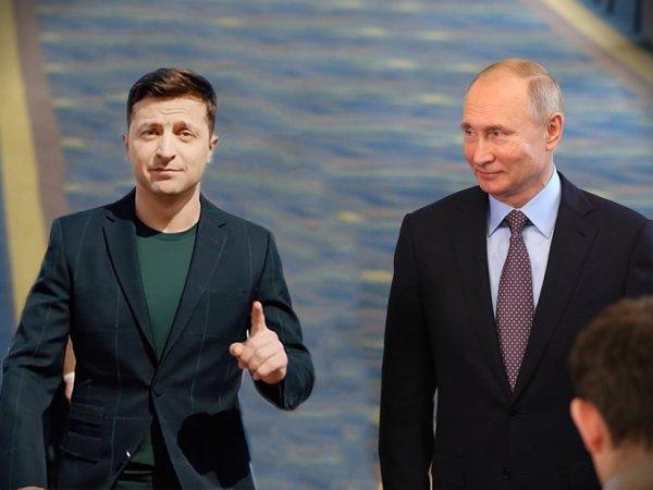 """""""На этом все закончится"""": эксперт дал прогноз по первой встрече Путина и Зеленского"""