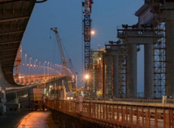 Стало известно, когда пройдет первый поезд по Крымскому мосту