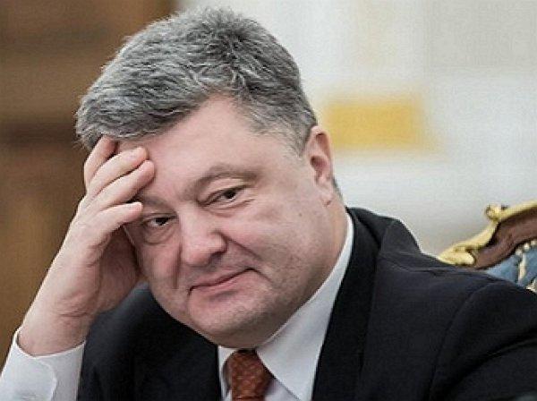 Озвучен новый сценарий побега Порошенко из Украины