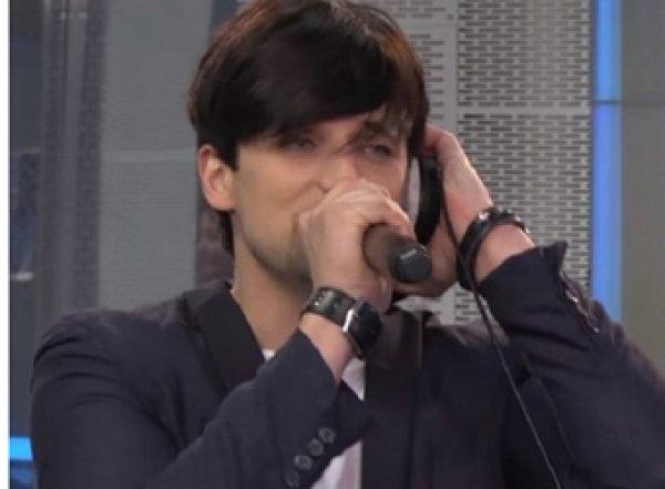 Дмитрия Колдуна избили в караоке в Беларуси: фото певца после нападения появилось в Сети