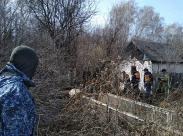 Появилось видео с места обнаружения в колодце пяти трупов пропавшей семьи в Уфе