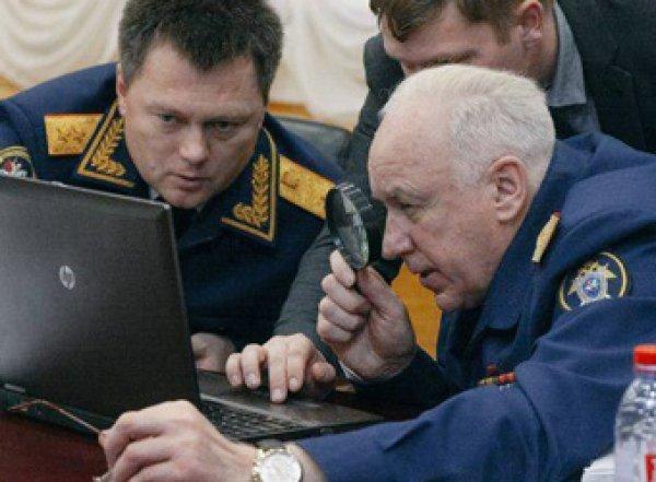 """""""Я создал мэм"""": Бастрыкин рассказал, зачем рассматривал ноутбук через лупу"""