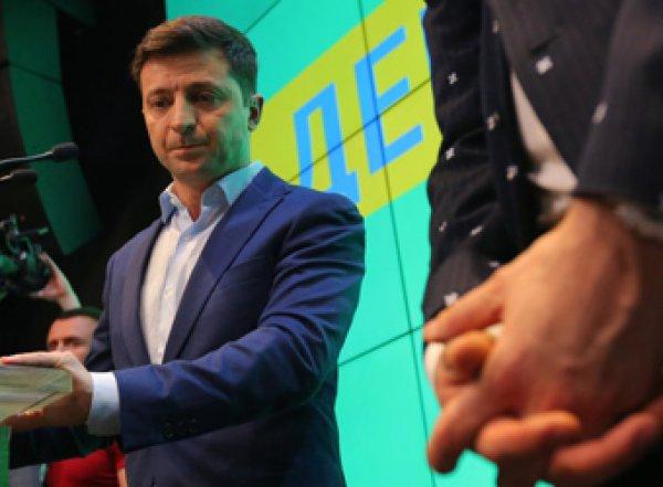 Штаб Зеленского признал, что мир в Донбассе возможен по плану России