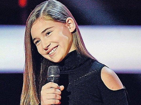 Дочь Алсу Микелла Абрамова отказалась от участия в повторном финале «Голос.Дети»