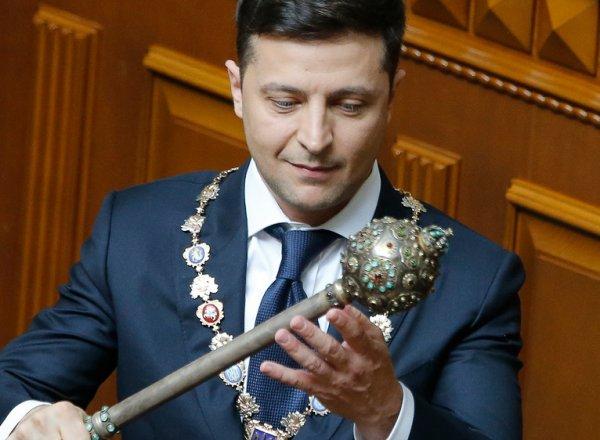 На Украине появились две петиции за отставку Зеленского