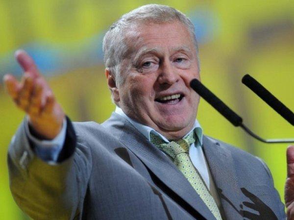 Жириновский обратился с предложением к Зеленскому