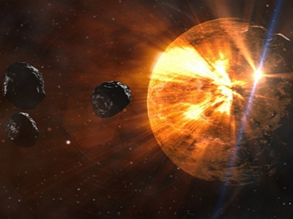 """""""Конец света не от Нибиру"""": ученые узнали, что будет, когда в 2027 году в Землю врежется астероид"""
