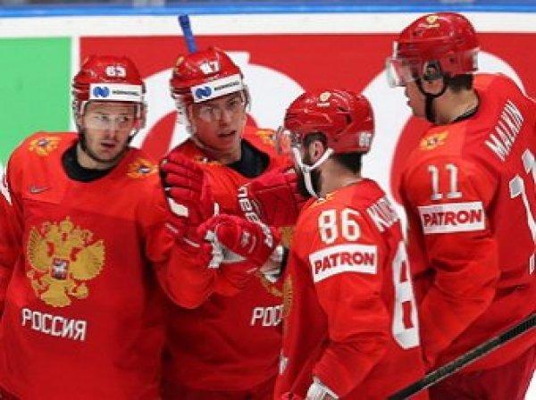 Латвия – Россия: счет 1:3, обзор матча от 18.05.2019, видео голов, результат ЧМ (ВИДЕО)