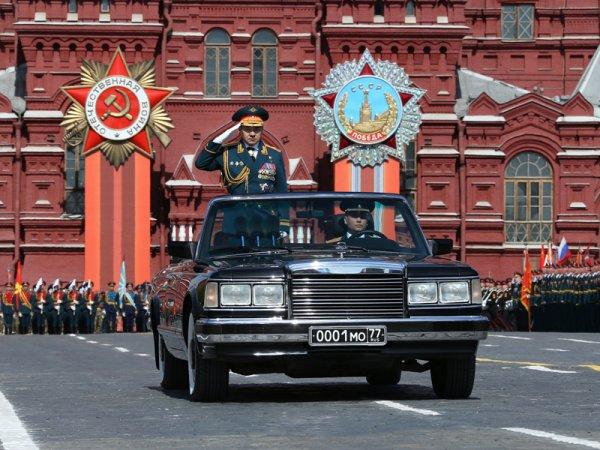 Парад Победы 2019 в Москве: онлайн трансляция 9 мая, смотреть ВИДЕО