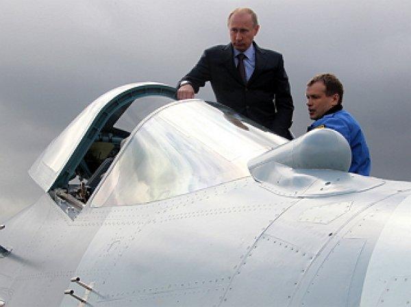 Путин потребовал 76 истребителей Су-57
